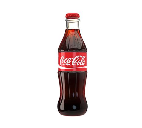 Şişe Coca Cola