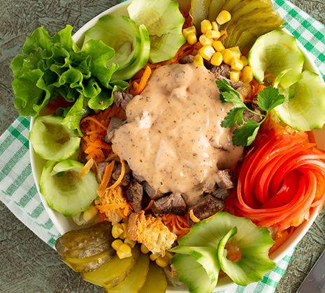Rozbif Salata
